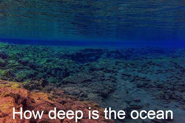 How-deep-is-the-Ocean-in-reality