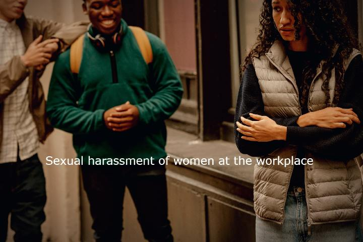 Sexual Harassment Of Women At The Workplace